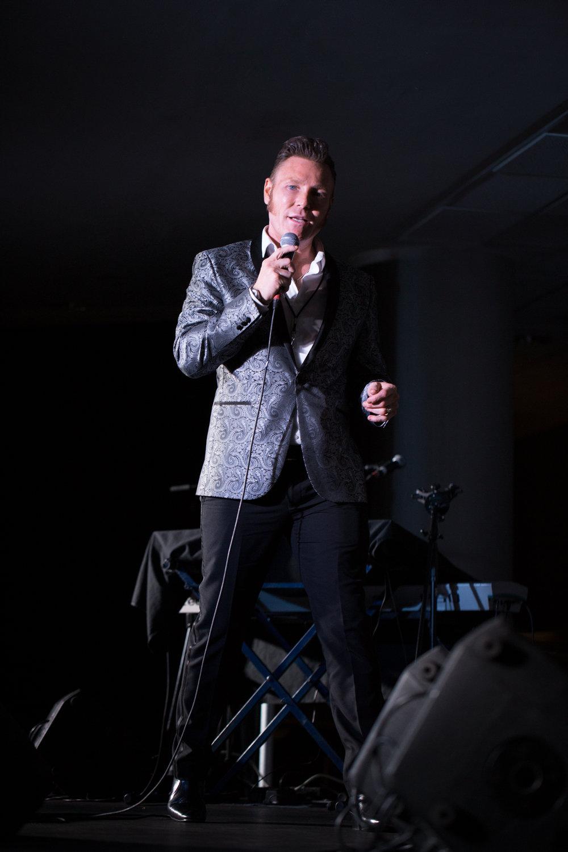 ETA Gordon Hendricks performing at the 2017 Flaming Star Festival.  Photo by Lori-Anne Crewe of LA Crewe Photography.