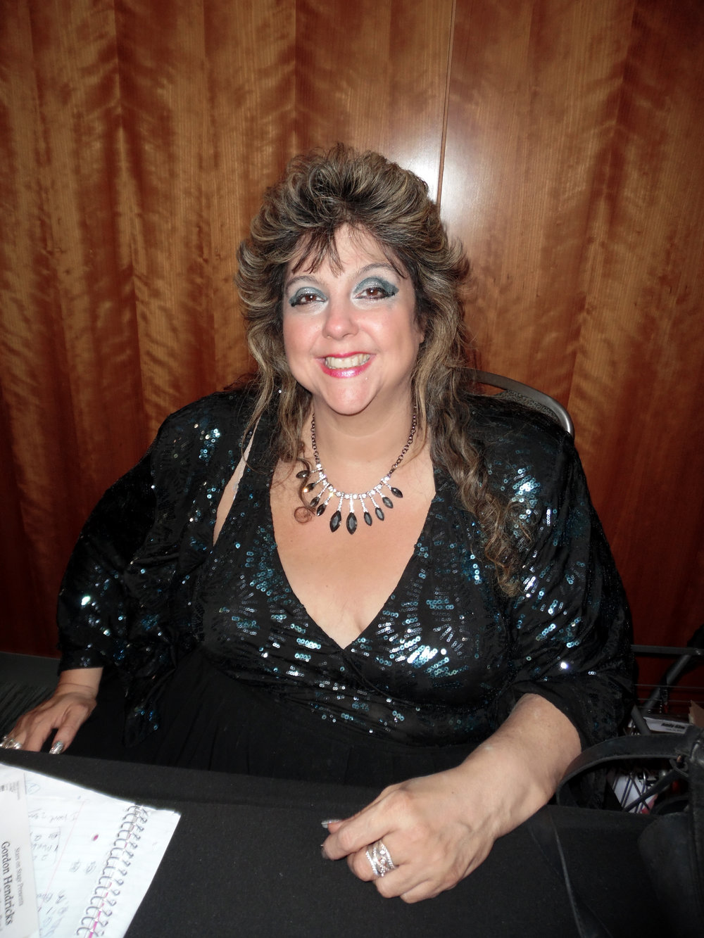 Sandra Gold.