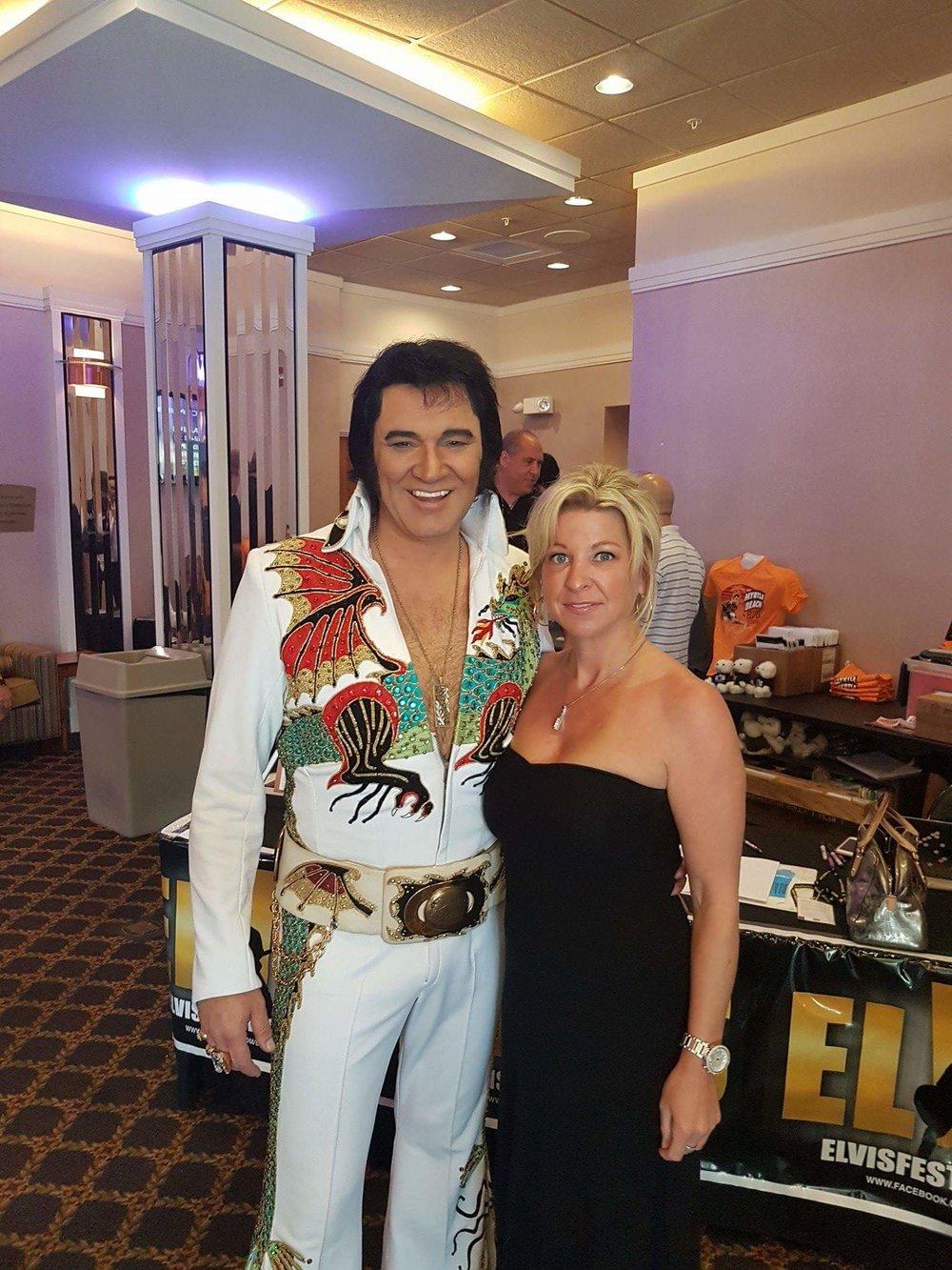 Tim and girlfriend, Brandy, at Myrtle Beach.