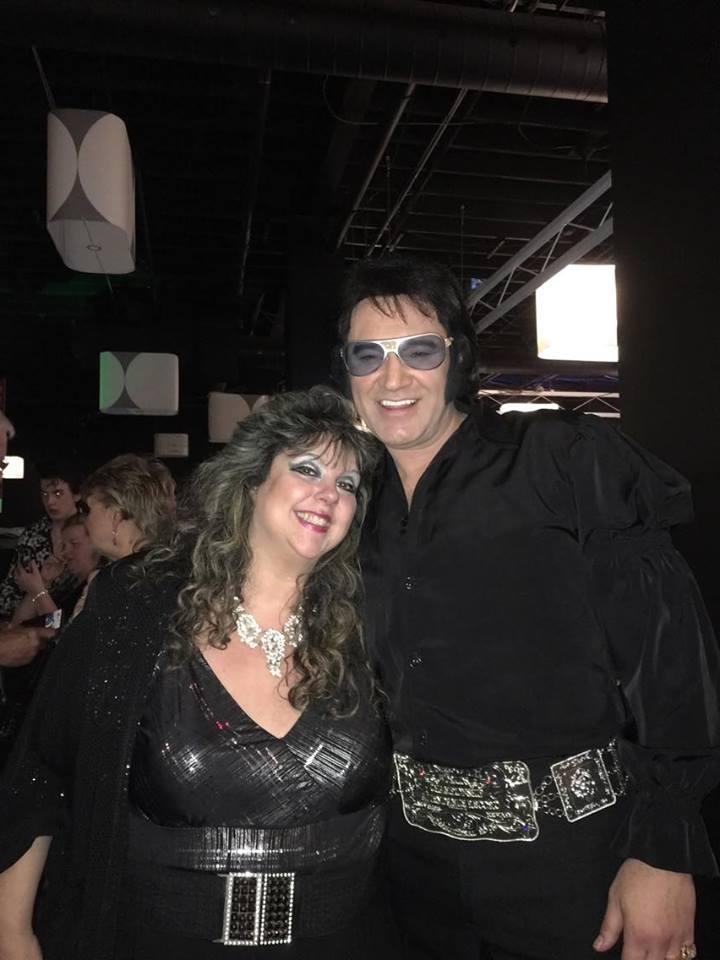 Sandra Gold and ETA  Tim E Hendry .