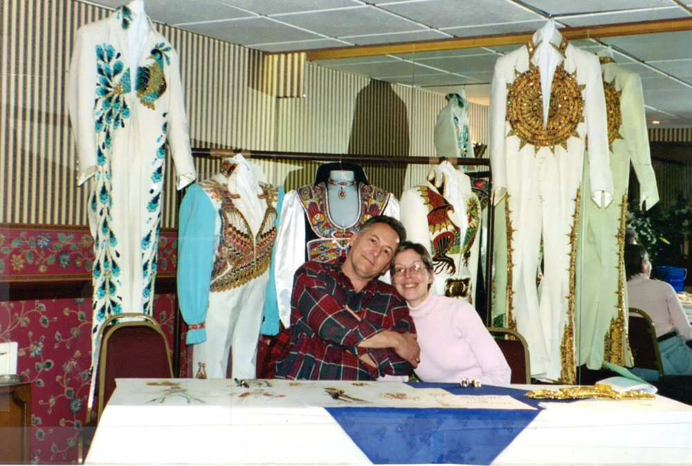 Polston_Sixteen_Gene Doucette and Kim at Blackpool show.jpg