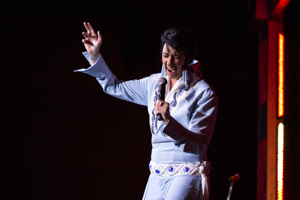 ETA Marnie Mackintosh performing at the 2018 Niagara Falls Elvis Festival. Photo by Lori-Anne Crewe of LA Crewe Photography