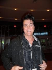 ETA  Matt Cage  in the lobby of Casino Niagara.  Photo Credit: C.M.