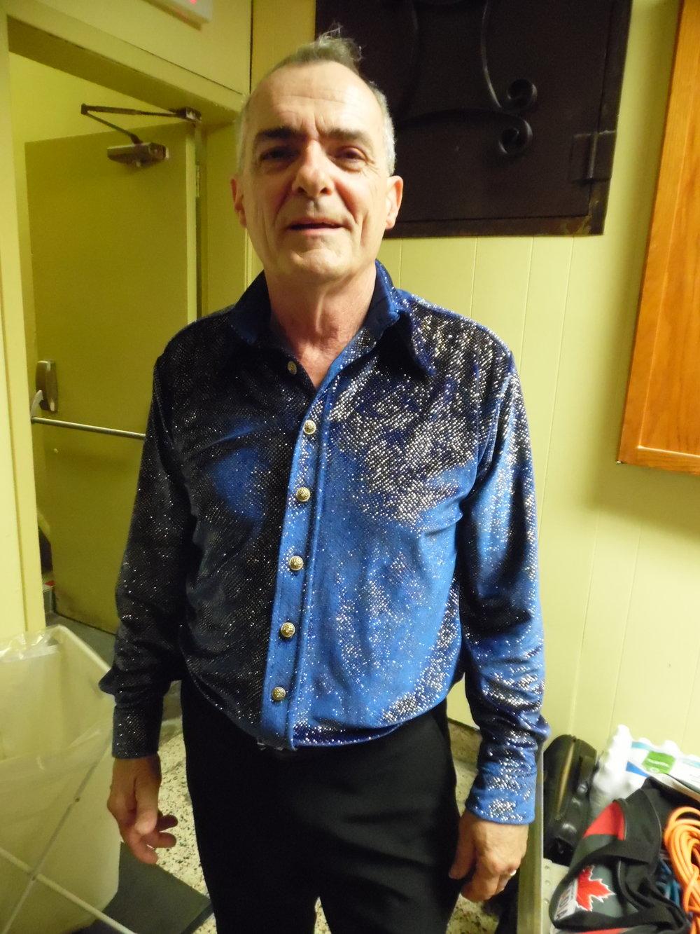 Tribute Artist Bobby Allan.  Photo Credit: C.M.