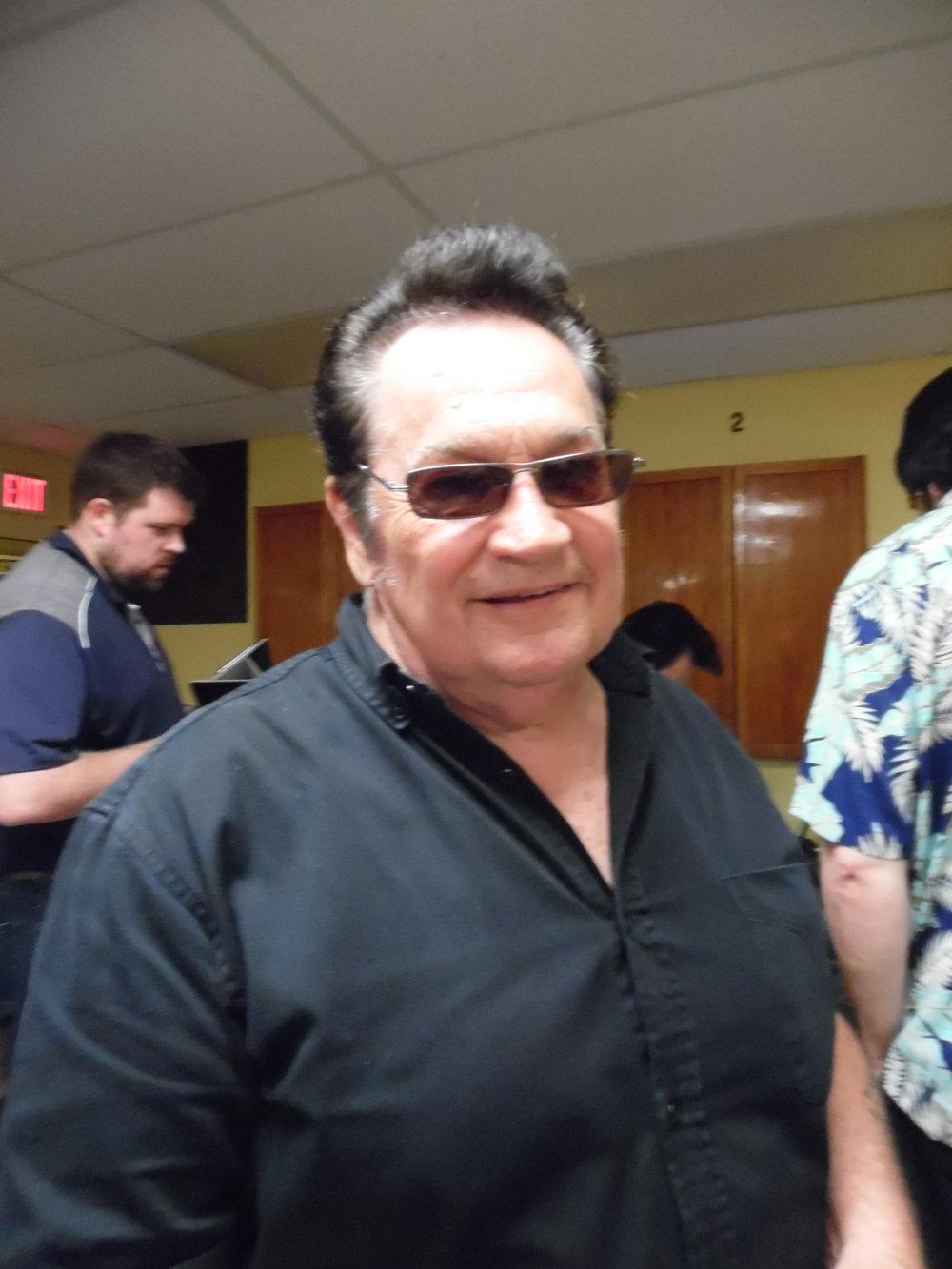 ETA Wayne Zess.  Photo Credit: C.M.