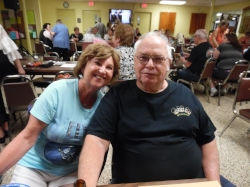 Jeannine and Dan Buckingham.  Photo Credit: C.M.