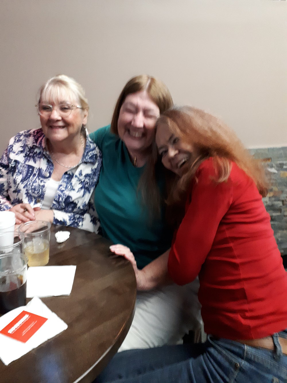 Irene Lobsinger, Me and Deb #2.jpg