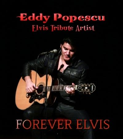 Promotional photo of ETA  Eddy Popescu  provided by E. Popescu.
