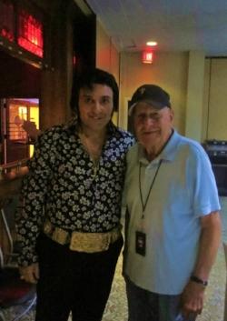 ETA  Jason Stone  with Joe Esposito.