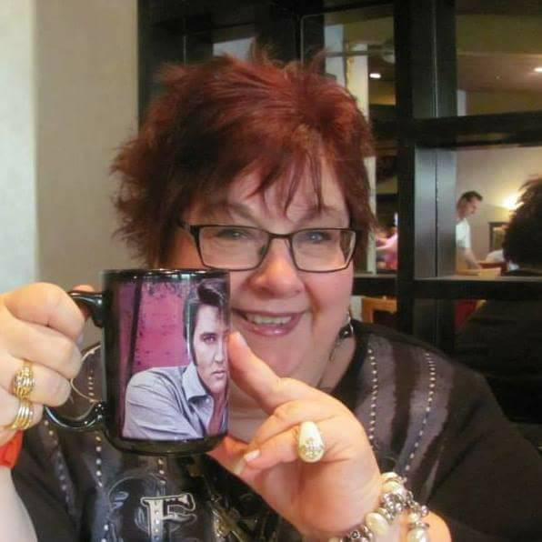 Write, Wendy King, whose articles appear in Barrie Today, is a lifelong Elvis fan.   Photo, courtesy W. King.
