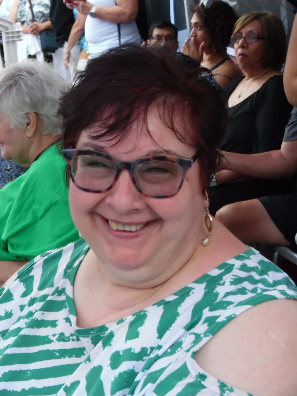 Wendy King.  Photo Credit: C. MacArthur.