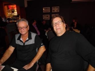 Two gentlemen from Newfoundland.