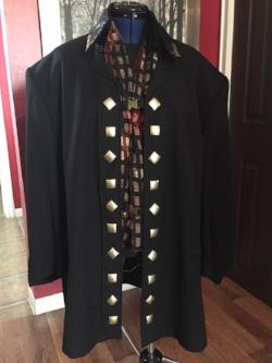 Andrew Martin's 70's Elvis jacket.