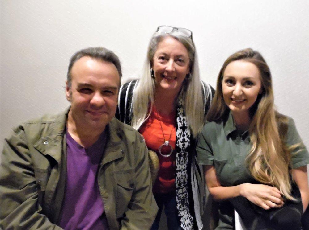 FS-Bob Bassa, Lisa Lesage, Katie.JPG