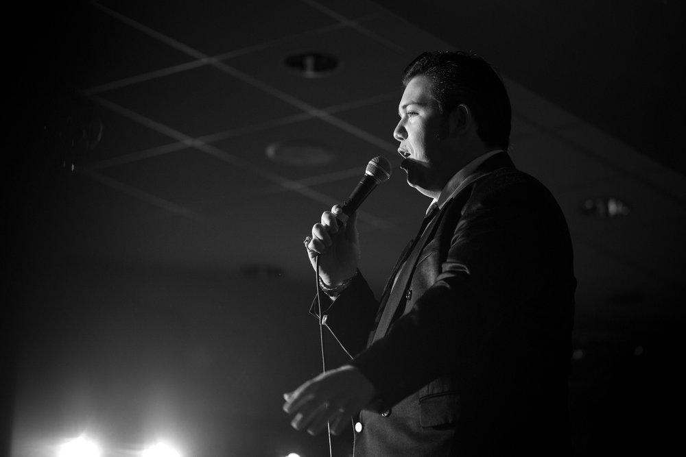 ETA Dustin Bricker.  Phot o  credit: Lori-Anne Crewe, LA Crewe Photography.