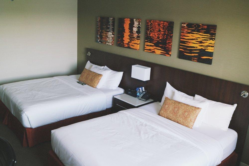 marriott fredericton delta hotel