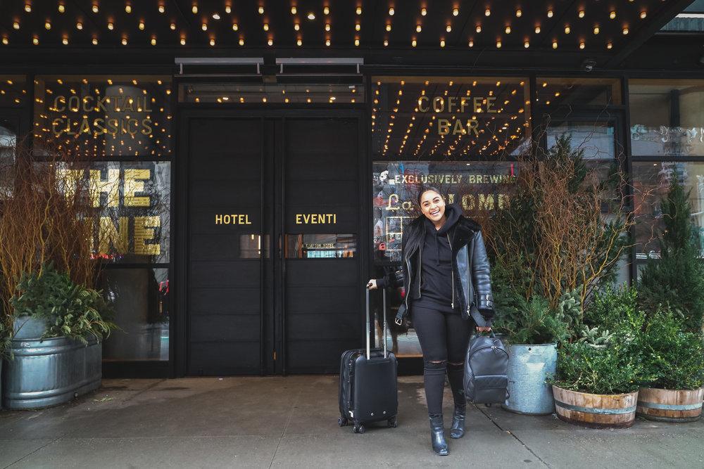 Hotel Kimpton Eventi Entrance Elaisha Jade