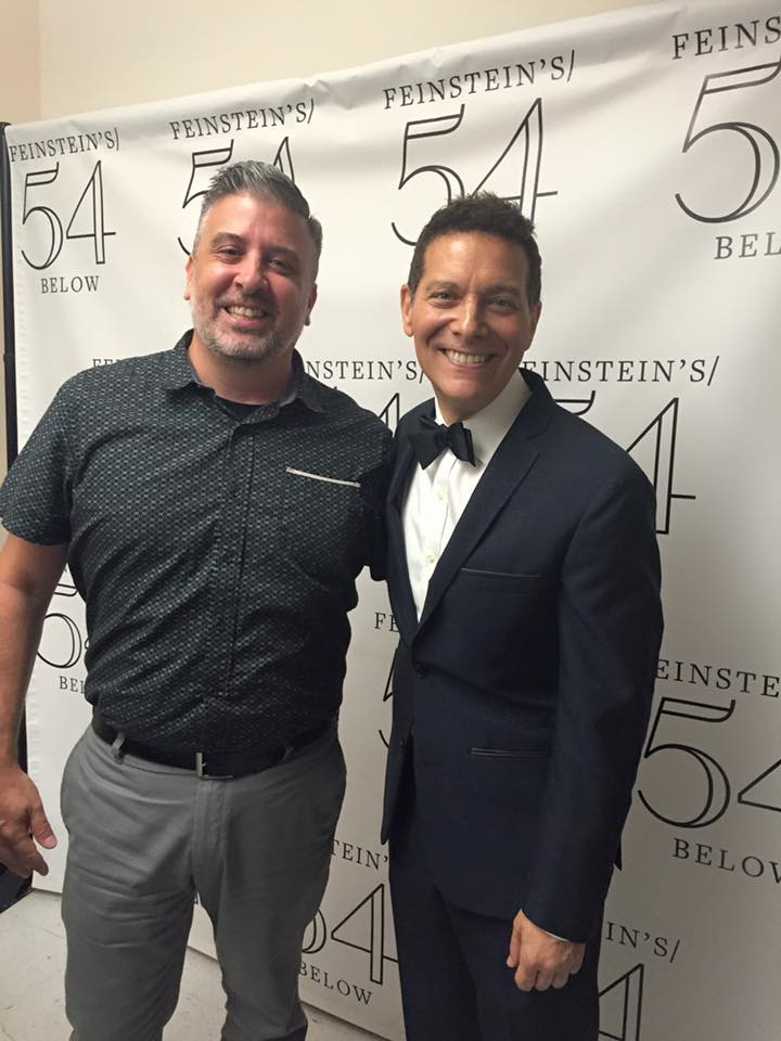 Sam and Michael Feinstein