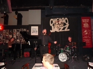 Andy's Jazz Club Chicago