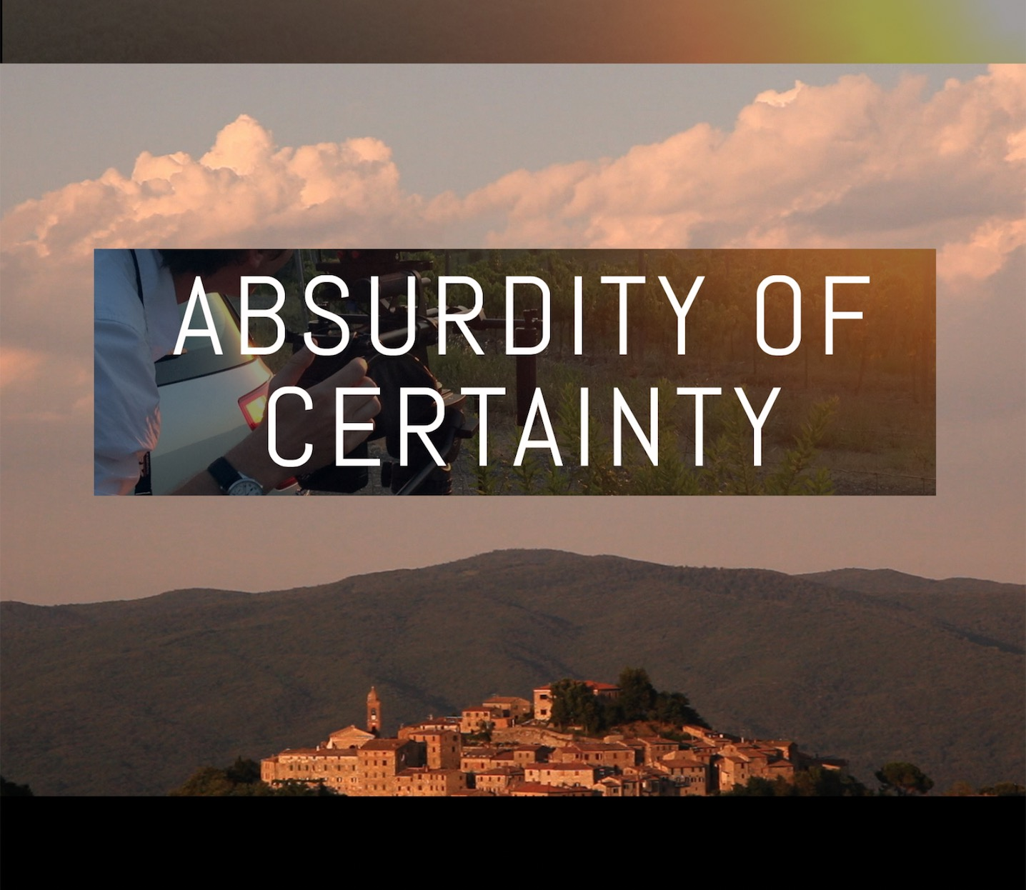 Absurdity of Certainty