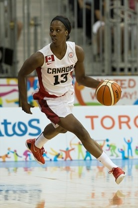 - Tamara Tatham, Team Canada/ Modeville (France) -