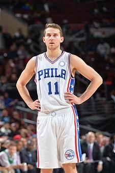- Nik Stauskas, Philadelphia 76ers (NBA) -