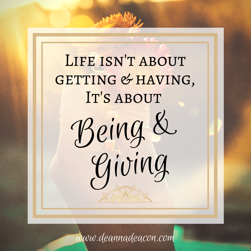 DeannaDeaconCoaching-Being&Giving
