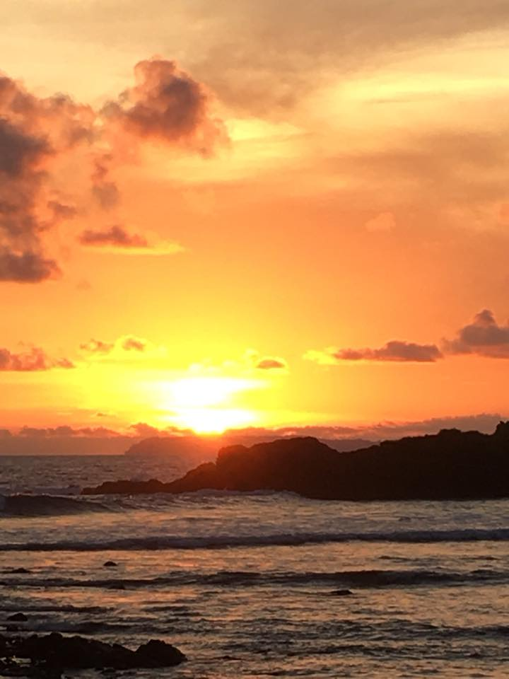 Playa Chiquita Ocean Sunset.jpg