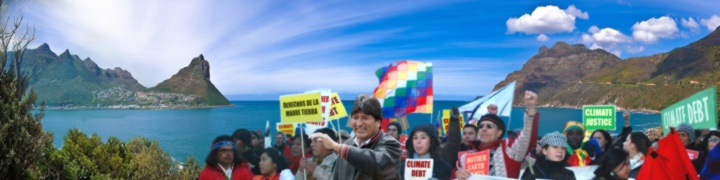 World People's Conference:The Rights of Mother Earth
