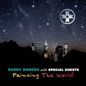 PAINTING THE WORLD By: Robby Romero Released: 8 August 2008 Format: CD / EP Eco pack