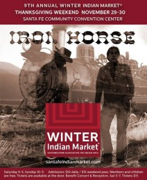 Iron Horse Winter Indian Market