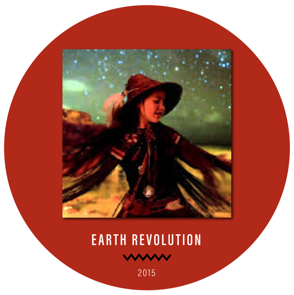 Earth Revolution Film