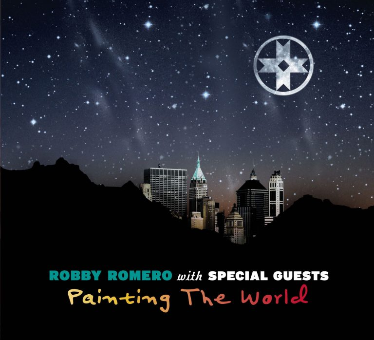 Painting-The-World-Robby Romero