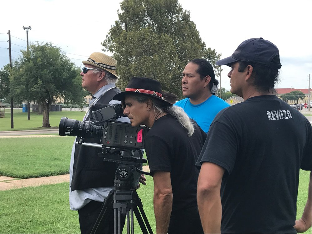 Robby Romero directing music video.jpg