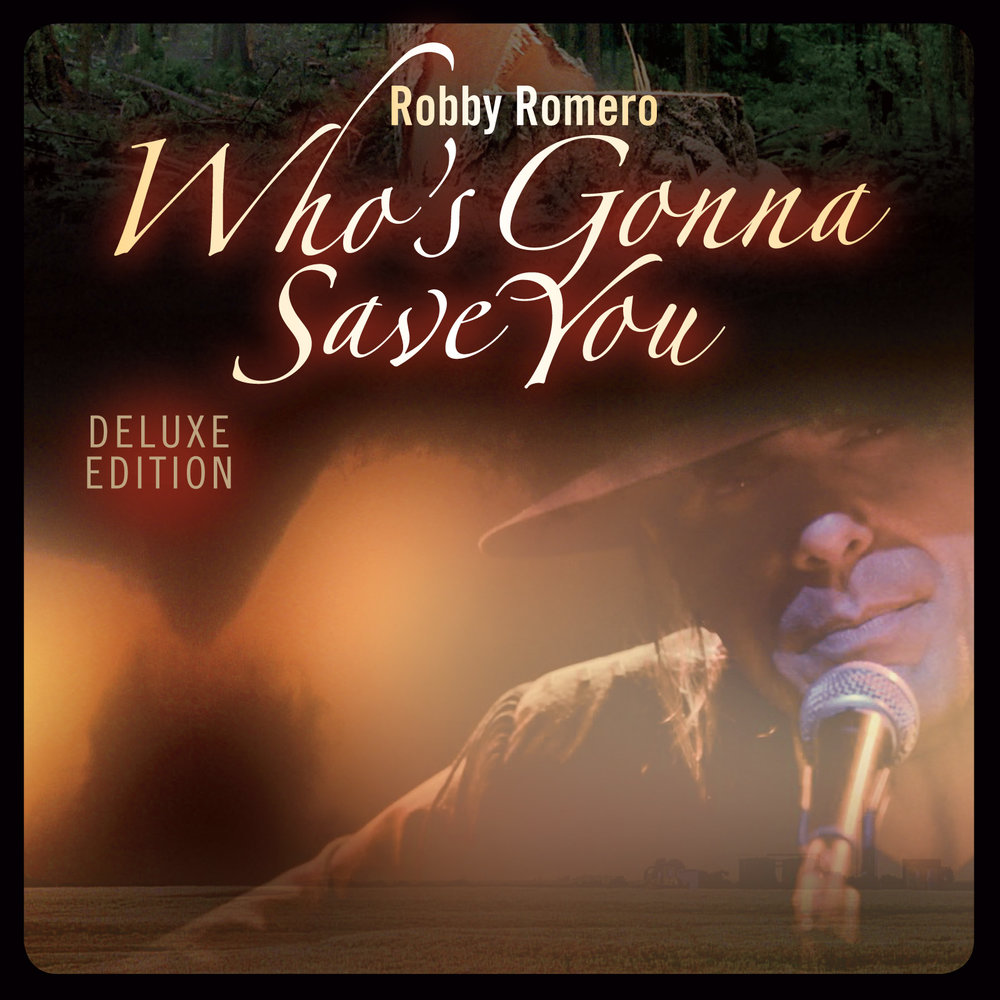 Who's Gonna Save You Robby Romero