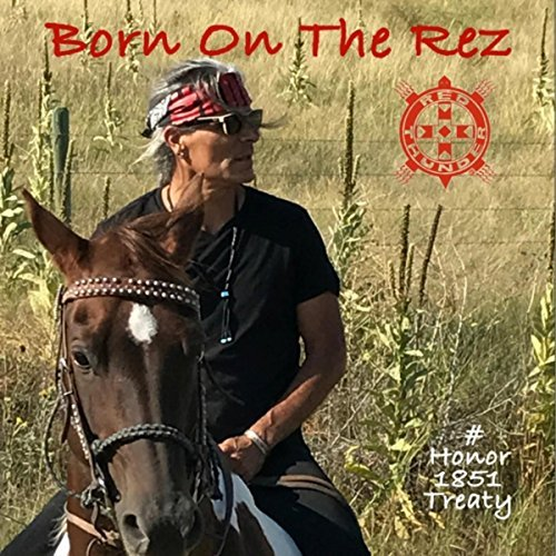 Robby Romero-Born on the Rez Album Cover