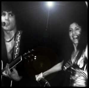 Robby Romero & Rita Rogers