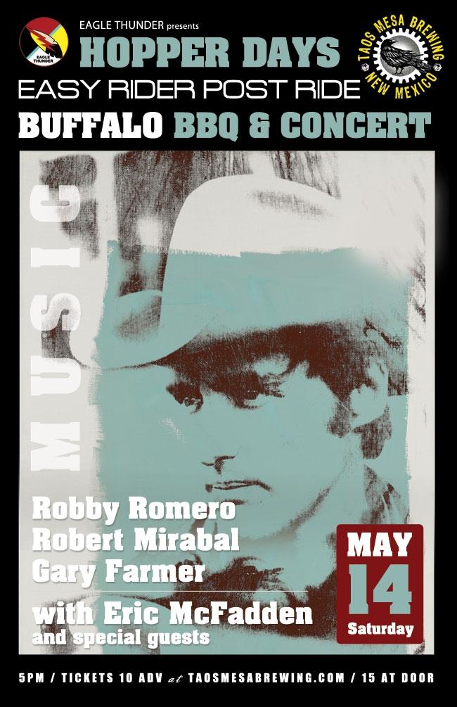 Robby Romero Dennis Hopper Day 2016 Poster.jpg