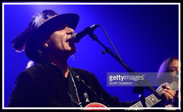 Robby Romero Standing Rock Concert:GettyImages.jpg