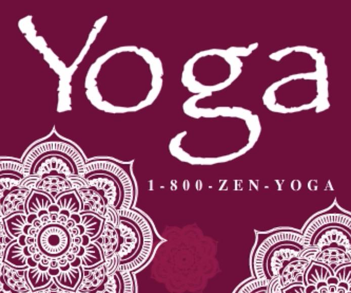 Yoga Banner Ad