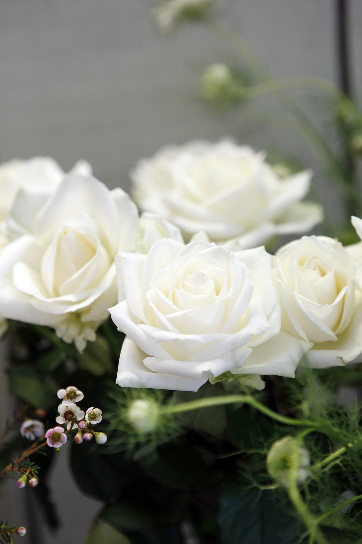 funeral florist in Derbyshire