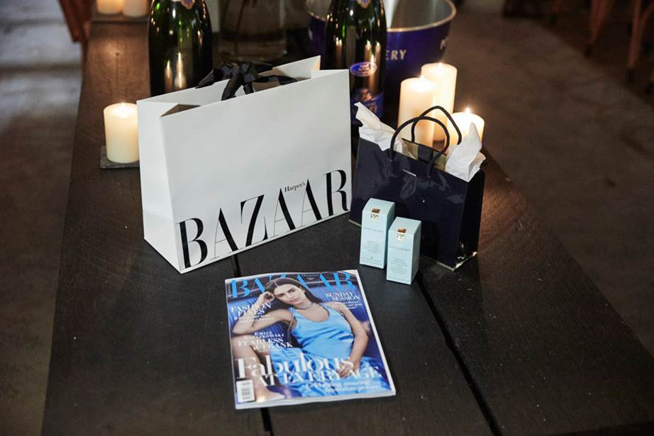 Harper's Bazaar 'Fabulous At Every Age' Dinner