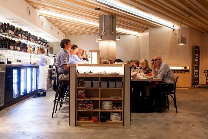 gourmet traveller top 100 restaurants 2018 - #64 No.1 Bent Street
