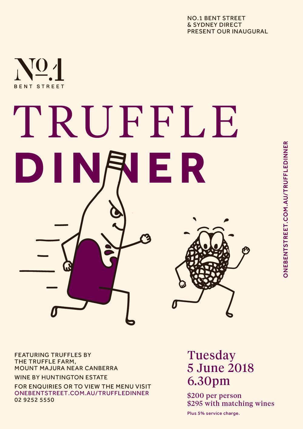 Truffle Dinner Sydney