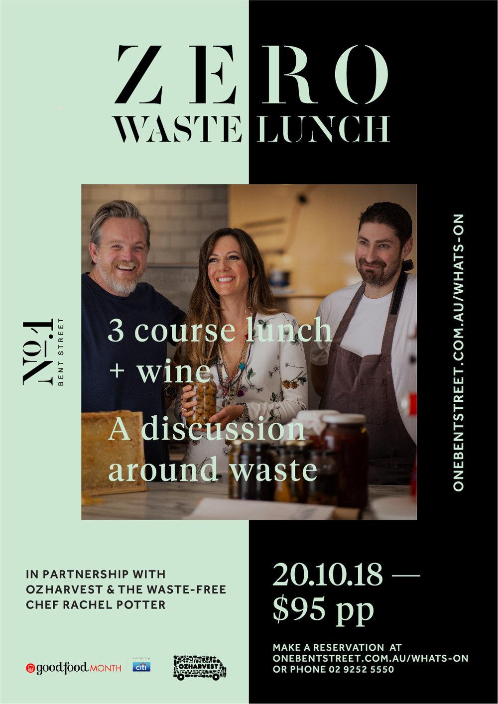 Zero Waste Lunch Good Food Month