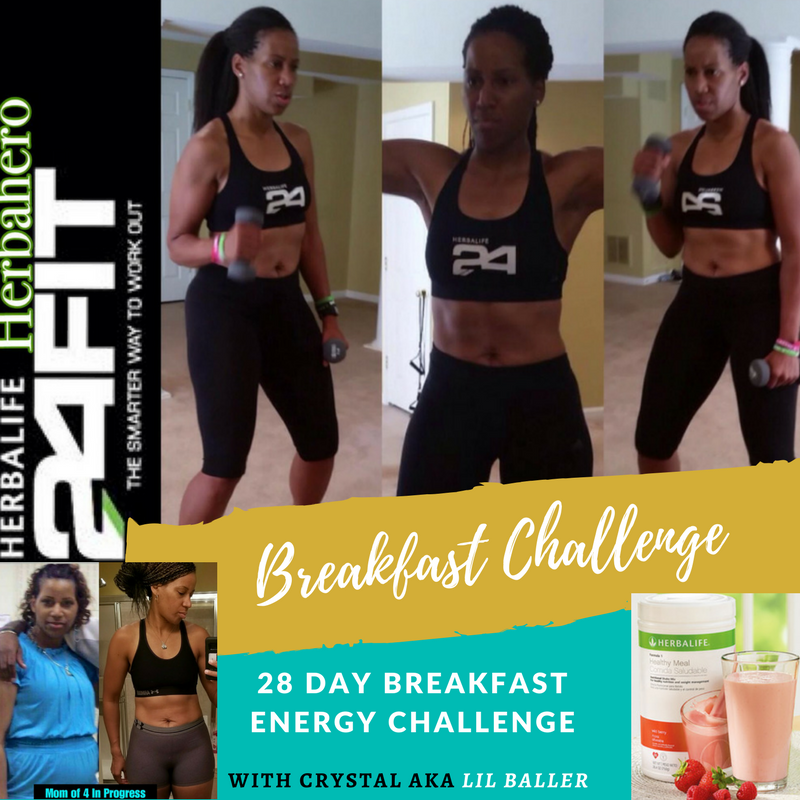 Join The Breakfast Challenge