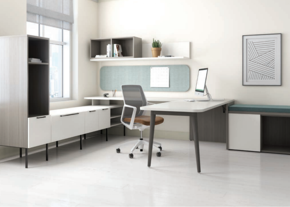 FIRST OFFICE -