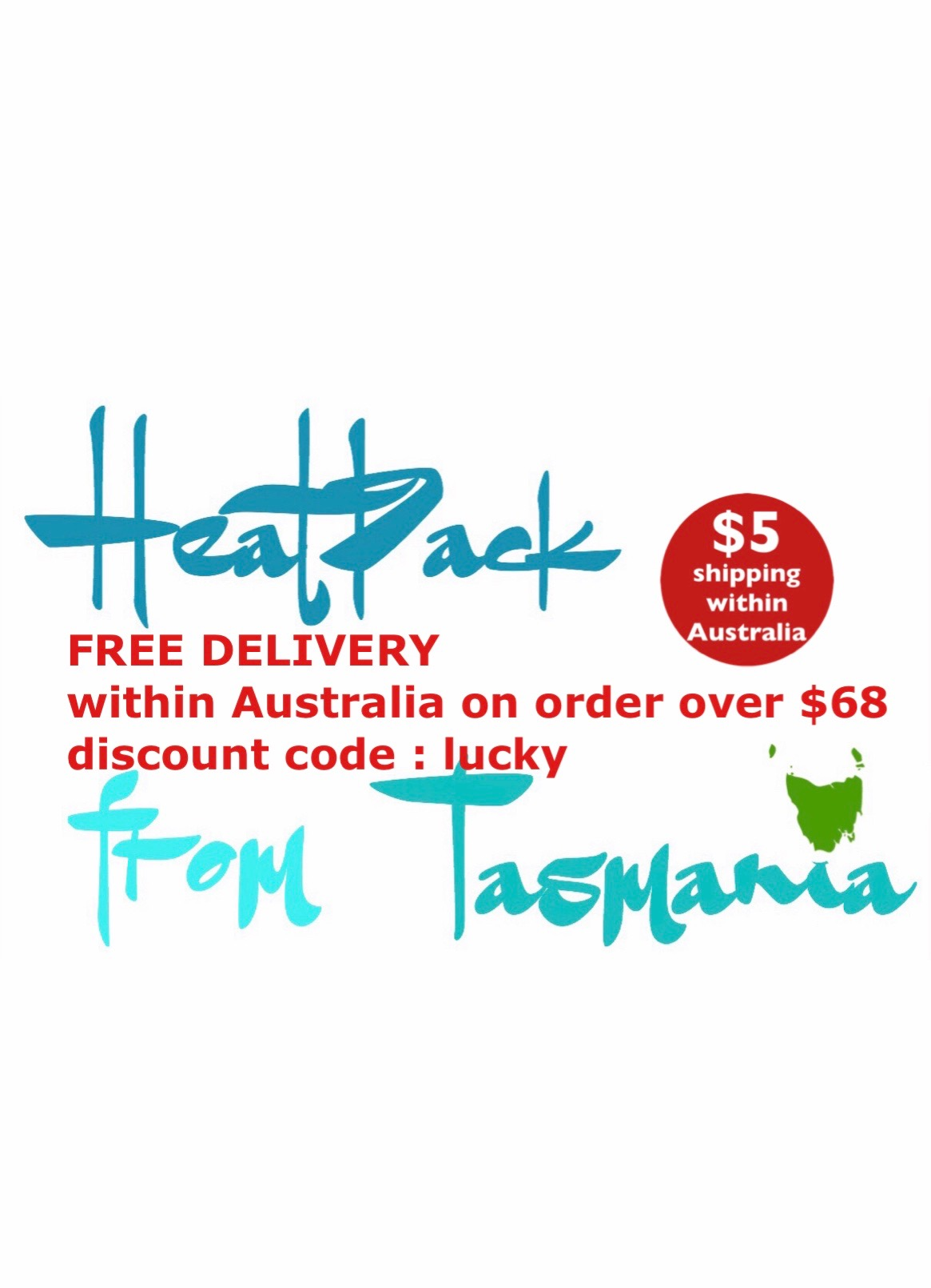 HeatPack from Tasmania