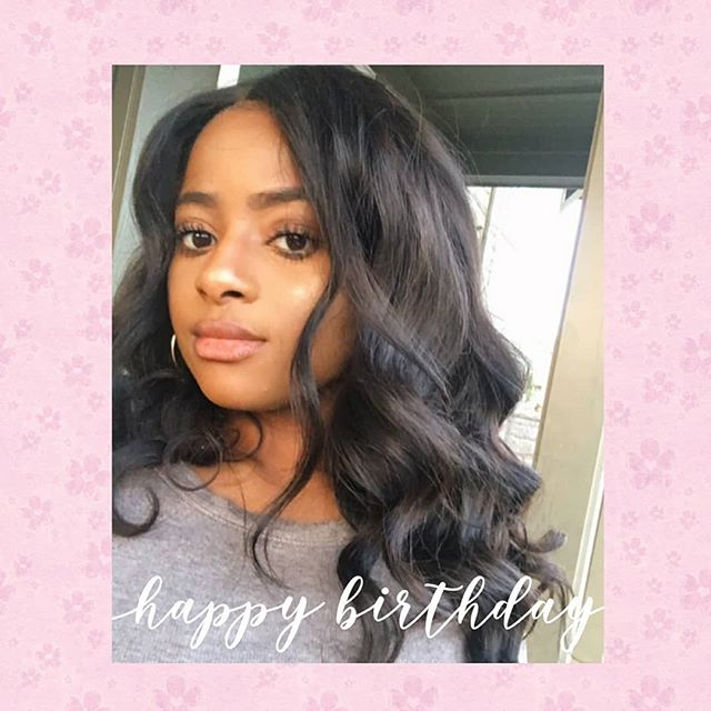 Happy Birthday to our gorgeous Epsilon Line Heart, Miss Kellie Kadiri! A woman that's always hustling and takes the lead to get the job done, whether it's for school, work, or SLG. She's never shy about her opinions and thus has contributed many ideas that have been essential to the success of our sisterhood. Any dull room is instantly brightened up by Kellie's unique charm and we can't imagine this chapter without her.💕