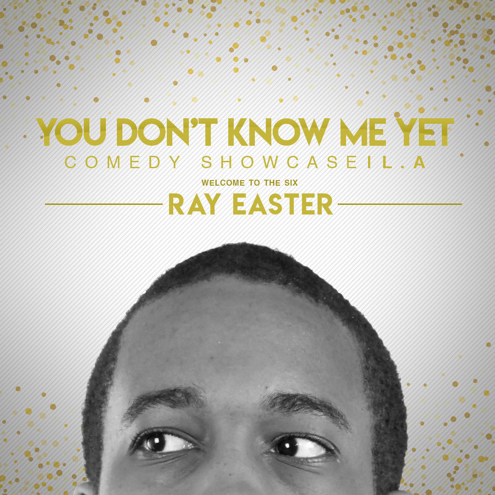 Welcome   Ray Easter  8/30